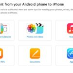 De Android à IOS 8, Apple vous guide