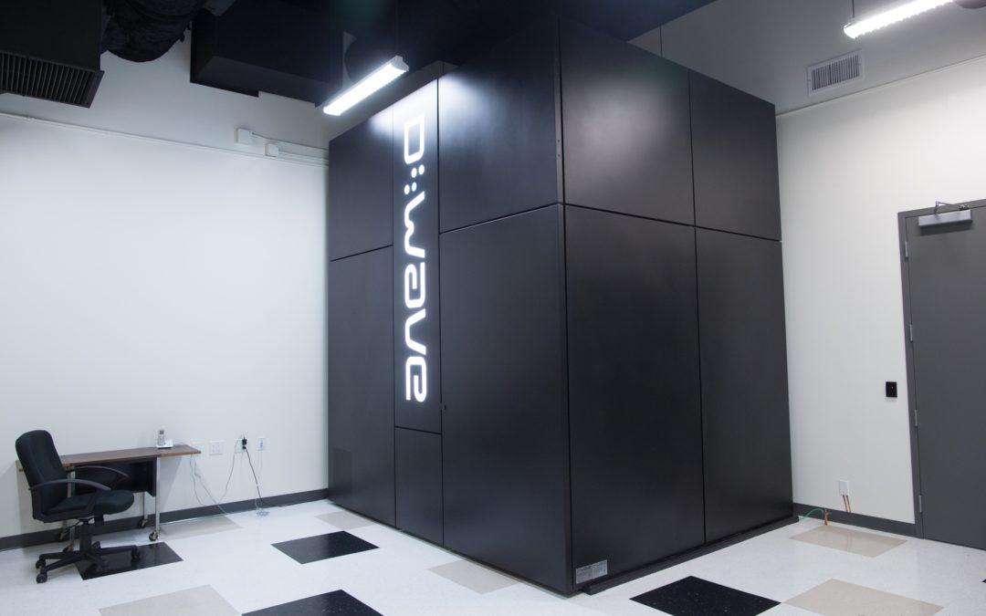 Google fabrique son ordinateur quantique