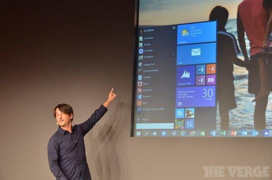 Du nouveau sur Windows 9, ou plutôt sur Windows 10!