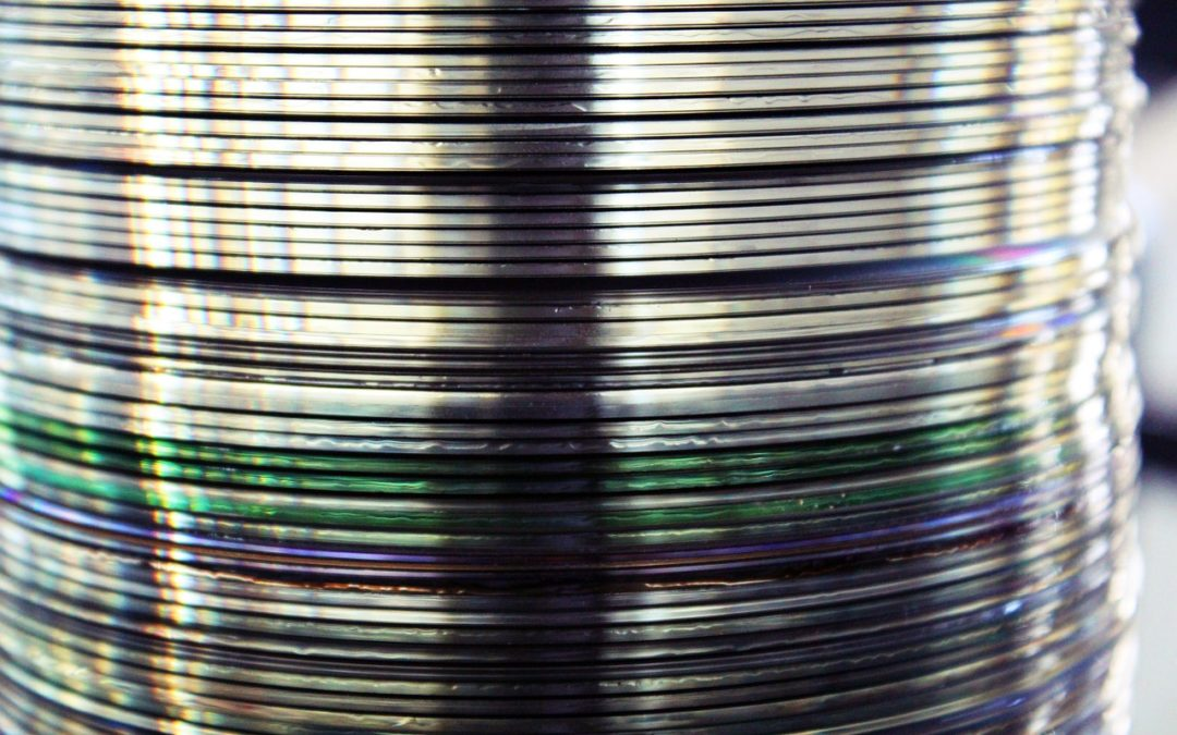 CD ou DVD, lequel choisir pour stocker vos données?