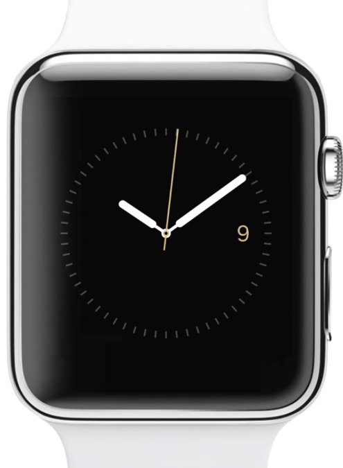 Apple Watch : la montre connectée d'Apple en avance sur son temps ?