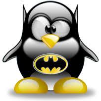 tux batman
