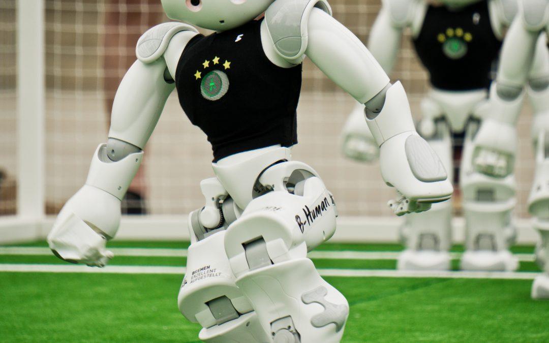 Nao et Pepper : les robots humanoïdes débarquent.