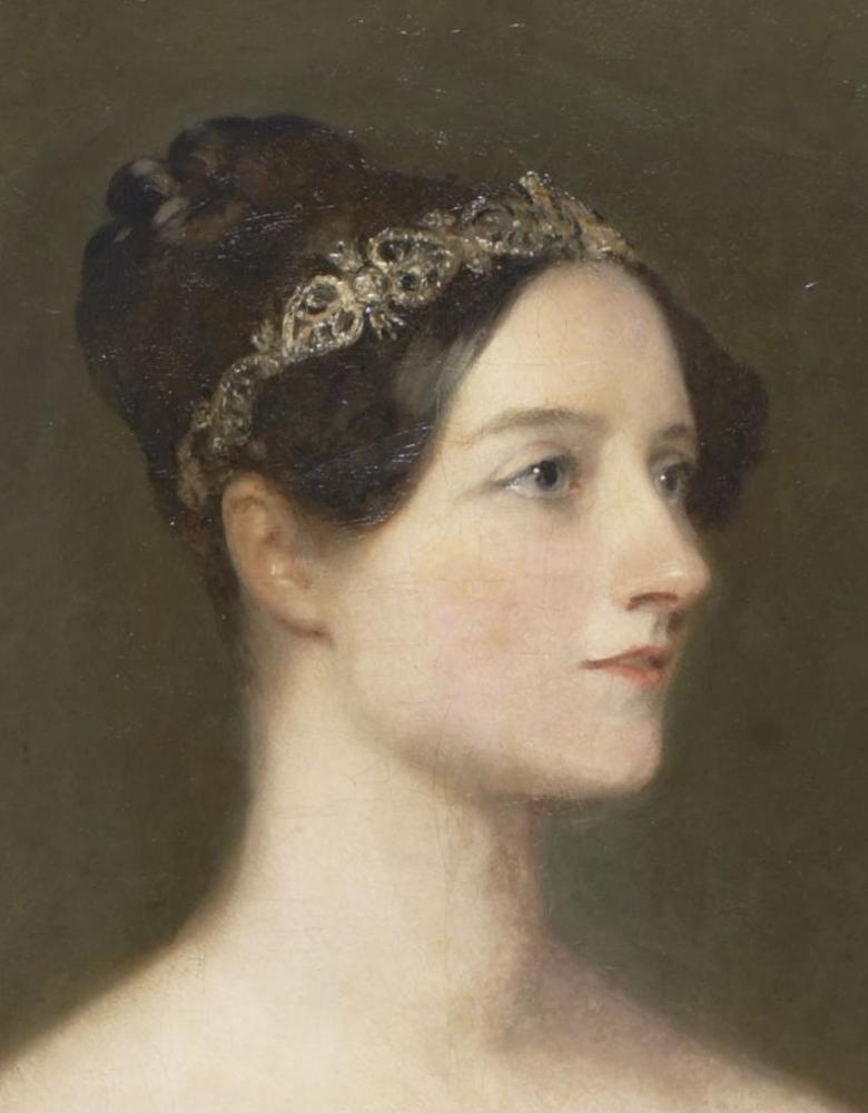 Ada Lovelace femme informatique