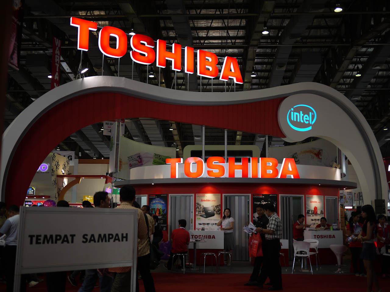 scandale toshiba