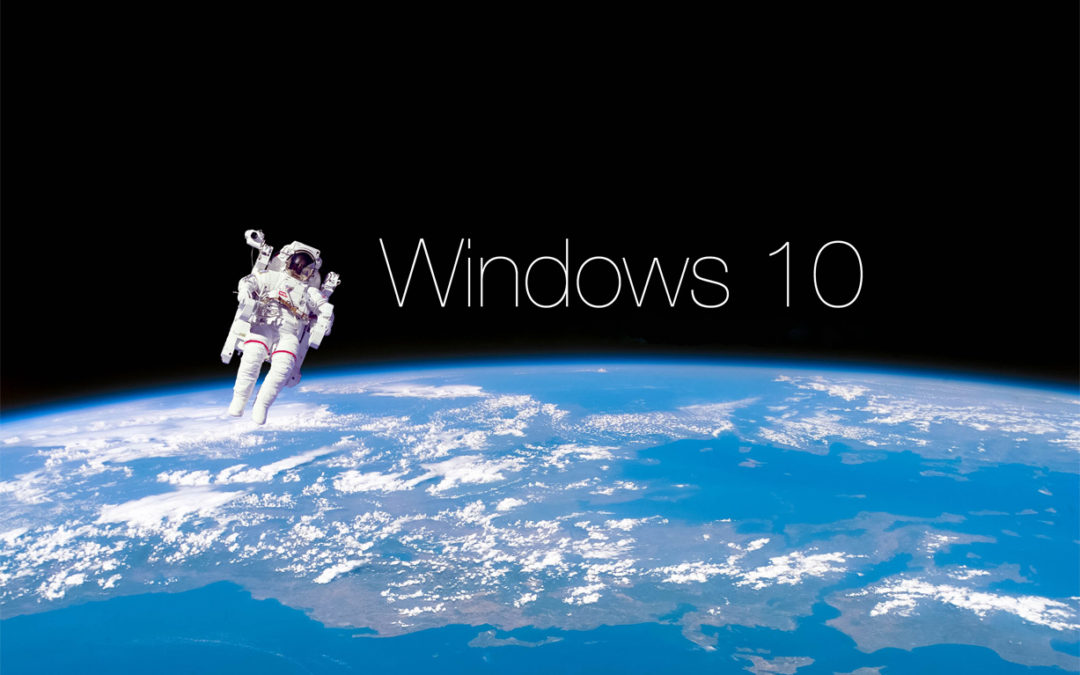 Problèmes d' installation de Windows 10.