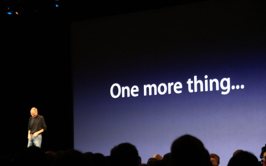 Keynote Apple : iPad Pro, iPhone6S et Apple TV
