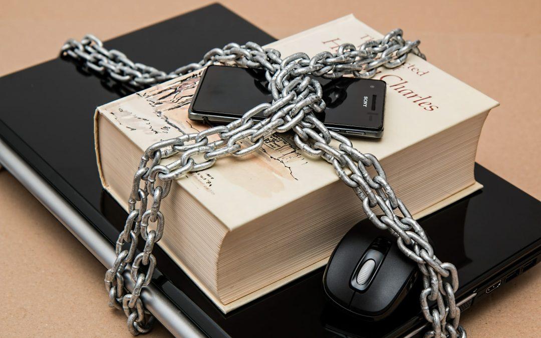 12 règles de base de la sécurité informatique.