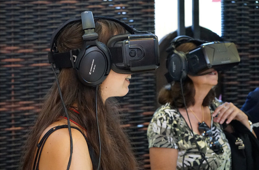 Casques de réalité virtuelle : plongée dans le futur.