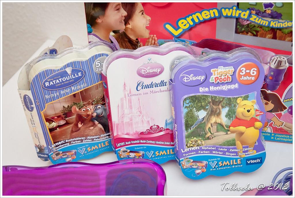 jouets connectés vtech