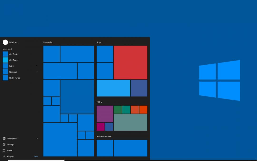 Windows 10 en entreprise : bientôt un déploiement massif ?