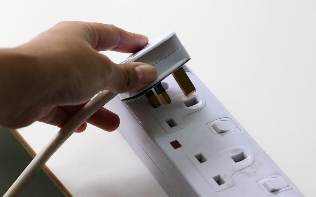 Se connecter à internet via votre réseau électrique.