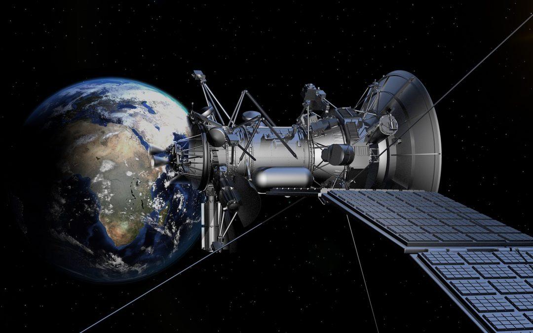 L'internet spatial, le futur du web par satellite.
